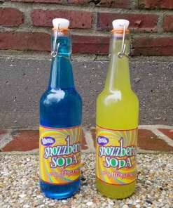 Willy Wonka Fizzy Lifting Drinks