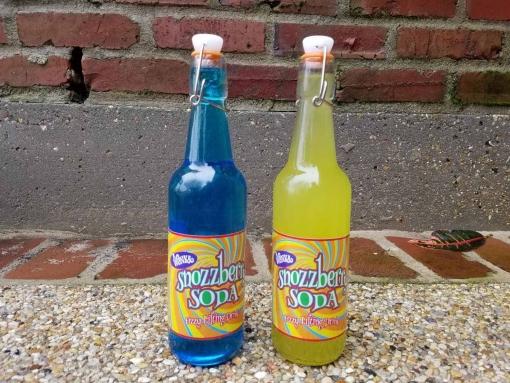 Willy Wonka Fizzy Lifting Drinks