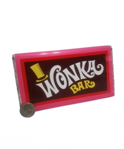 Replica Wonka Bar candy bar prop - Willy Wonka