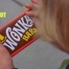 Wonka Bar Movie Screenshot Front