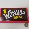 Wonka Bar Candy Bar Replica