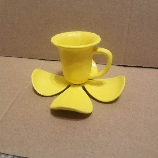 Willy Wonka Replica Cup Buttercup Prop
