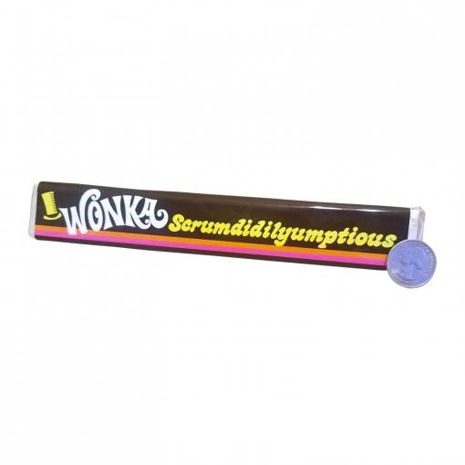 Willy Wonka Scrumdidlyumptious Candy Bar