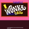 Wonka Bar Wrapper Sample