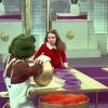 Willy Wonka Veruca Salt Golden Egg movie screenshot