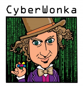 CyberWonka Profile Icon. Optimized