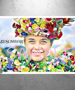 Midsommar Florence Pugh Drawing