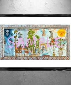 Midsommar Framed Opening Art Mural Framed 13 x 19